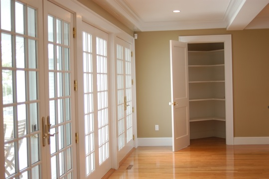 pantry cabinet painting Beverly MA